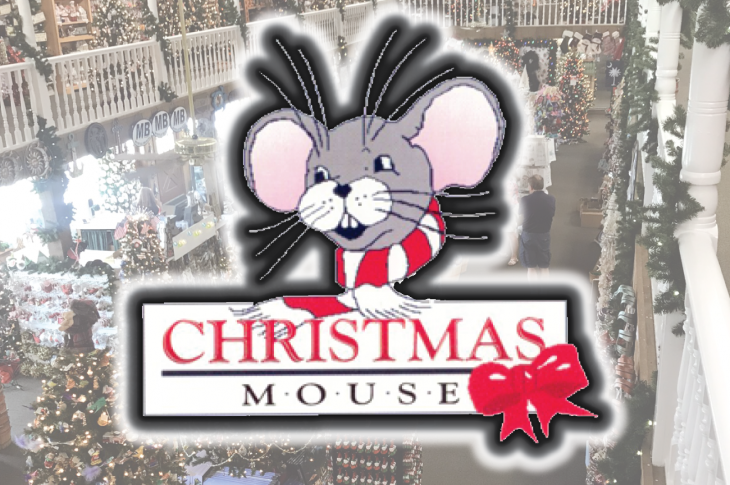 A Visit To The Christmas Mouse