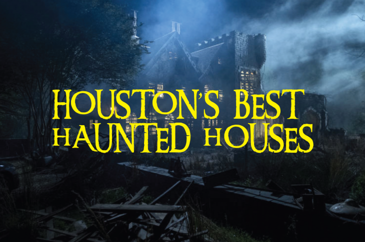 Houstons Best Haunted House
