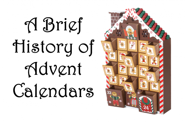 History of Advent Calendars