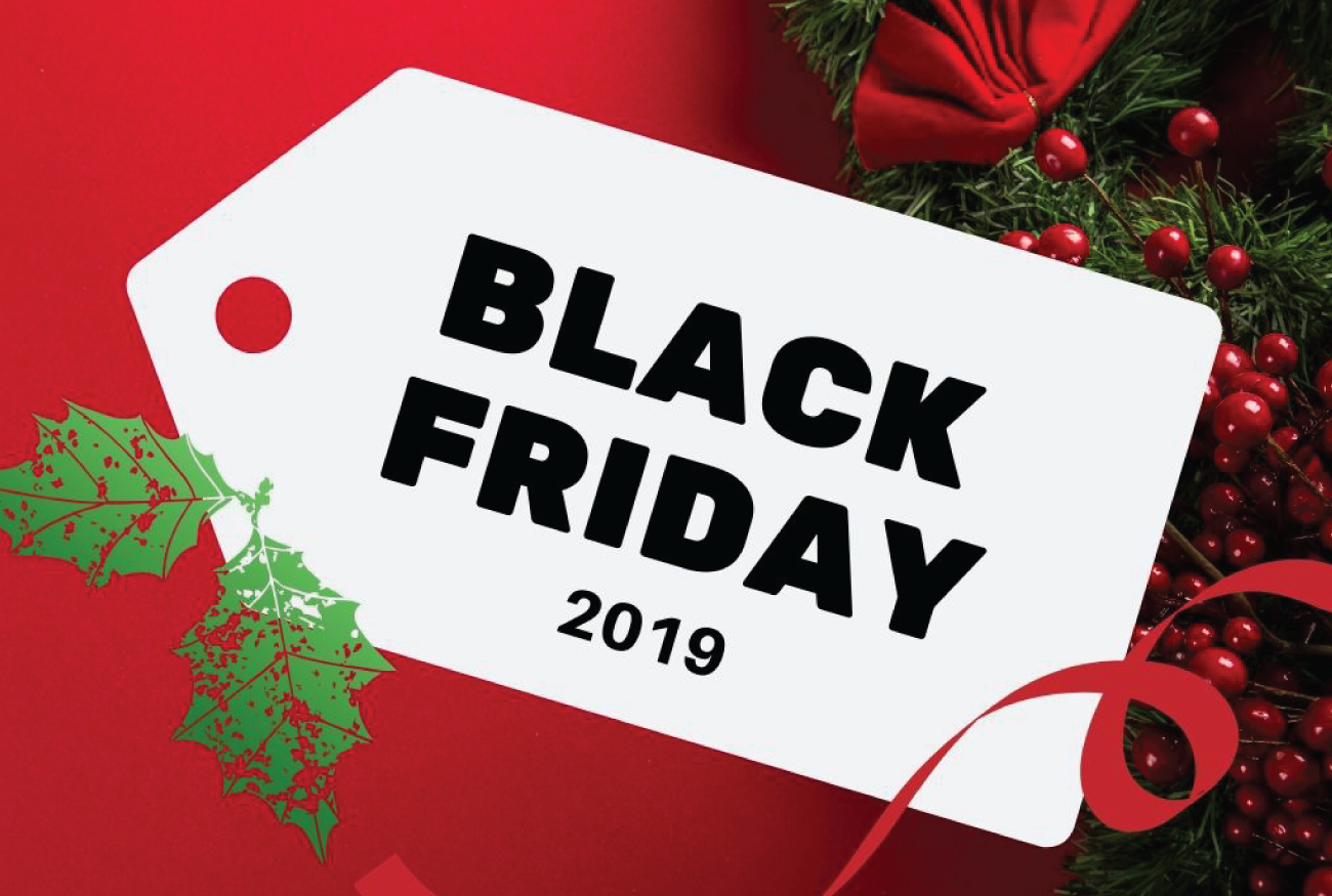 The History Of Black Friday Johnsons Christmas Corner