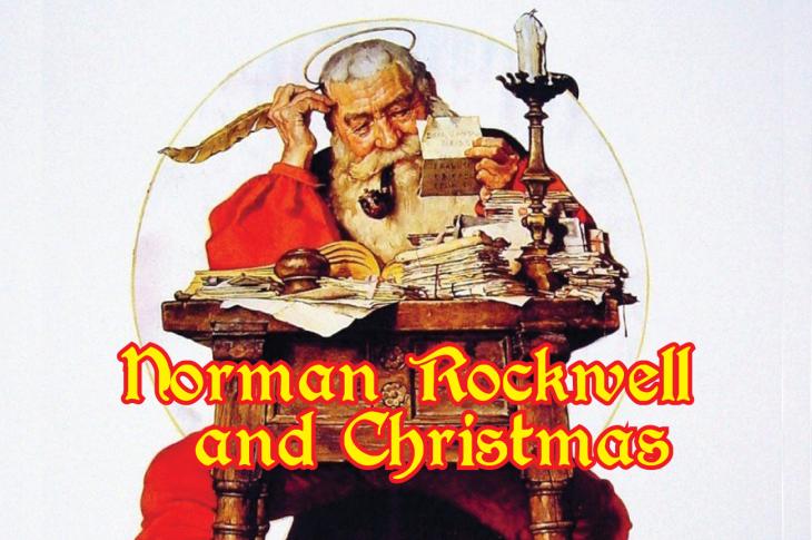 Norman Rockwell & Christmas